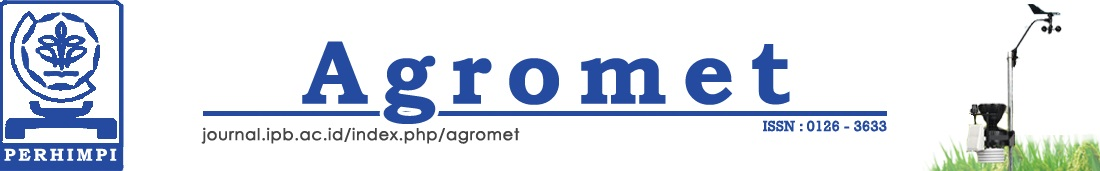 Jurnal Agromet