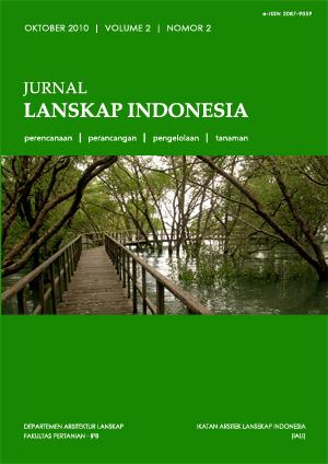 Perencanaan Hutan Kota Rekreasi Mangrove Di Wilayah Pesisir Kecamatan Kuta Raja Kota Banda Aceh Propinsi Nad Jurnal Lanskap Indonesia