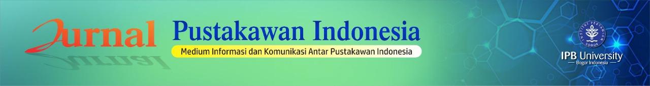 Jurnal Pustakawan Indonesia