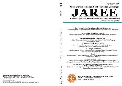 Jurnal JAREE, Volume 2 No. 1 Tahun 2019