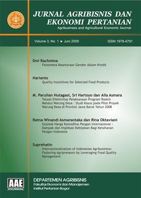 Scientific Journals Of Ipb University